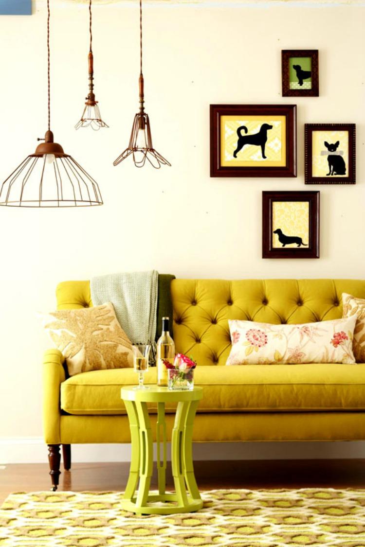 1 styleantrhropology gul soffa