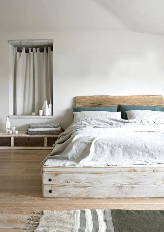 Bed Frame Anordinarywoman