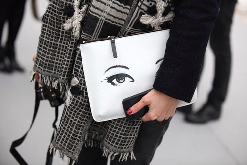 Pochette via fancy