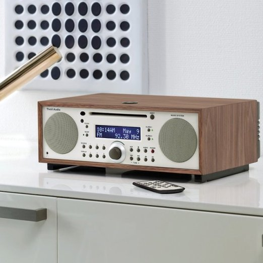 all-in-one Music system by Tivoli