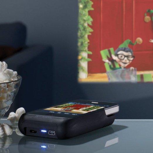 kitepic viaf iphone pocket projector