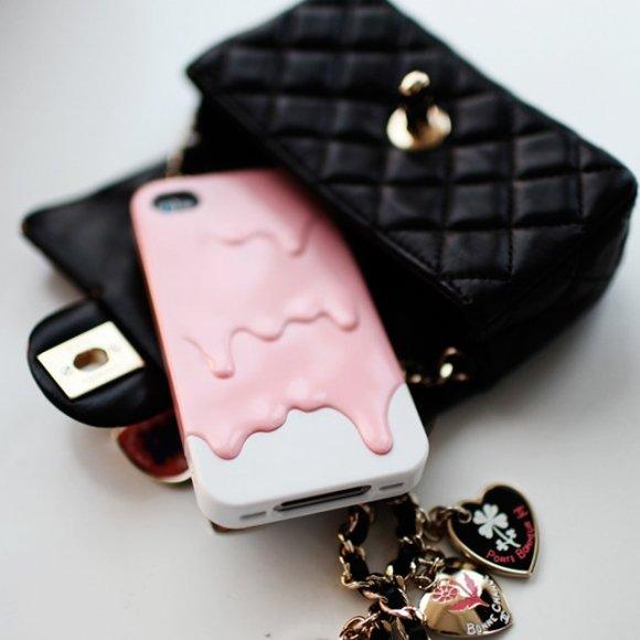 Melt Ice Cream iPhone Case via imgs