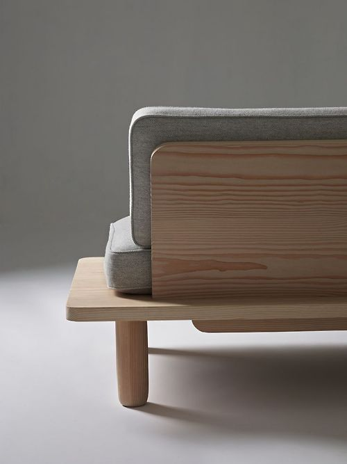 designforme.tumblr.com.Knudsen Berg Hindenes, plank sofa