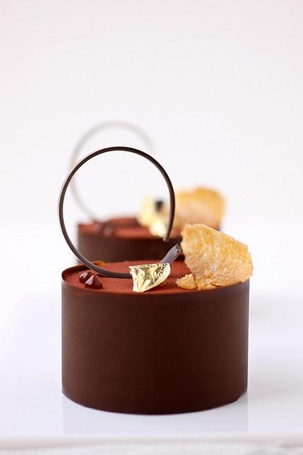 flickr.comcardamom, chocolate and almond nougatine