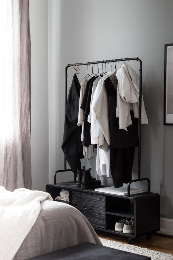 clothes stand anordinarywoman 10320 | dailydreamdecor
