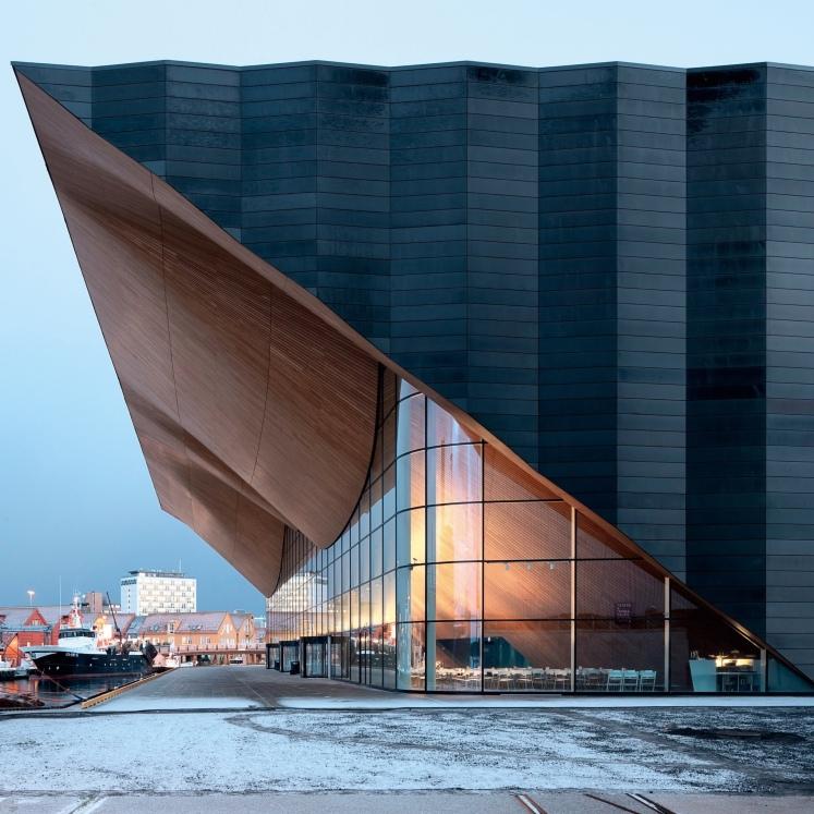 scandinavian architecture | anordinarywoman